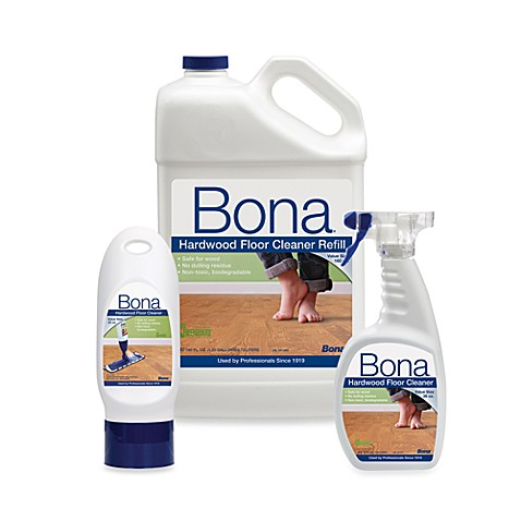 Bona Hardwood Floor Cleaners