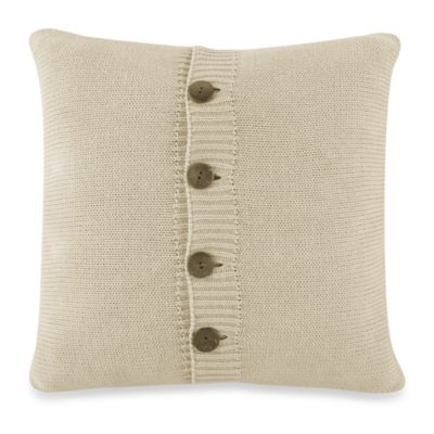 DKNY Drift Square Toss Pillow