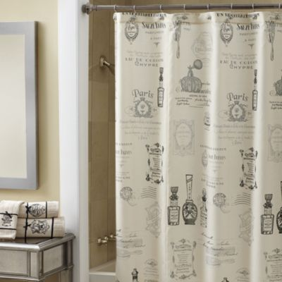 Croscill Mademoiselle Shower Curtain