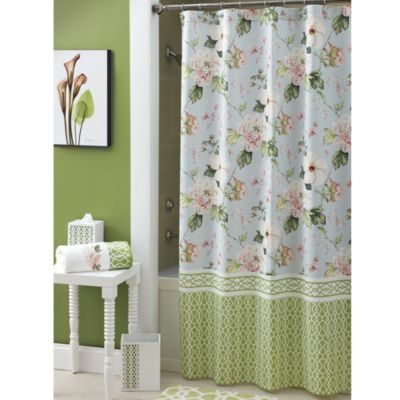 Croscill Paradise Shower Curtain