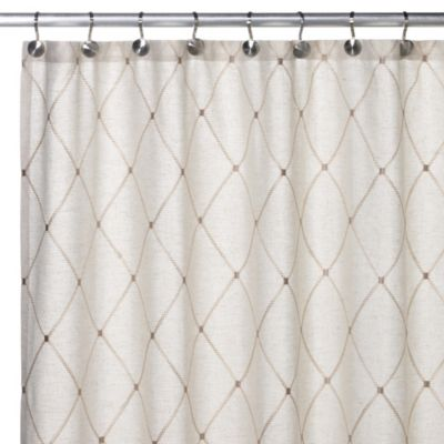 Wellington 72-Inch x 96-Inch Shower Curtain