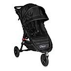 Baby Jogger™ City Mini GT Single Stroller in Black/Black