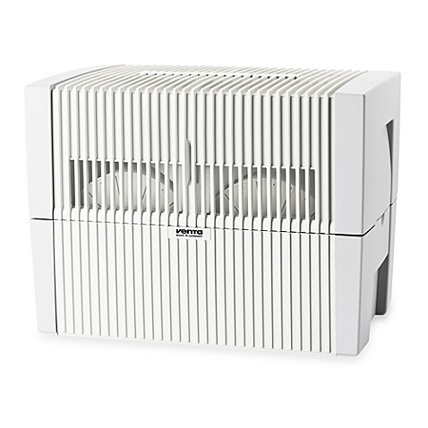 Venta® Airwasher LW45 2-in-1 Humidifier and Air Purifierin White