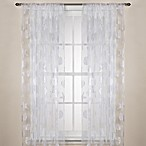 Nantucket Sheer Rod Pocket Window Curtain Panels