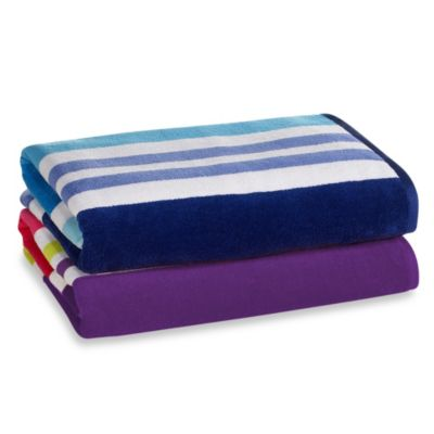Cabana Beach Towels