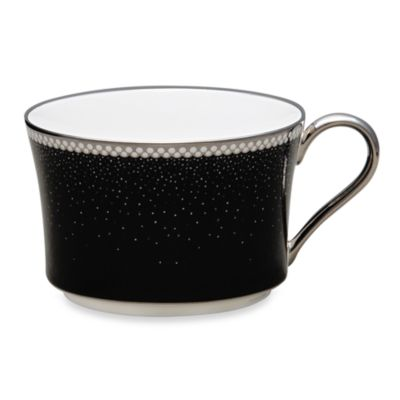 Noritake® Pearl Noir 7.5-Ounce Cup