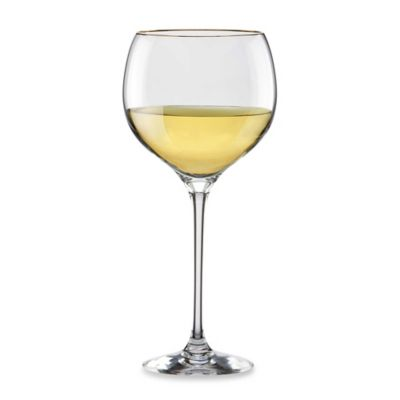 Lenox® Eternal® Gold Signature Lead Crystal 16-Ounce Glass