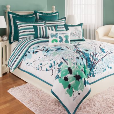 Vera™ Blossom Duvet Cover and Sham Set