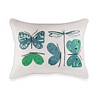 Vera™ Blossom Oblong Toss Pillow