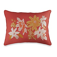 Vera™ Floral Bouquet Oblong Toss Pillow