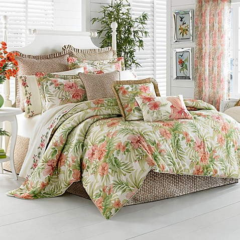 Image Result For Cal King Tropical Bedding Sets