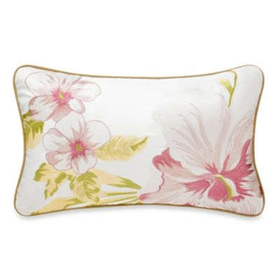 J. Queen New York™ Aruba Boudoir Toss Pillow