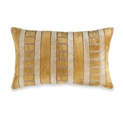 Modern Stripe Toss Pillow