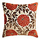 Chrysanthemum Spice Toss Pillow