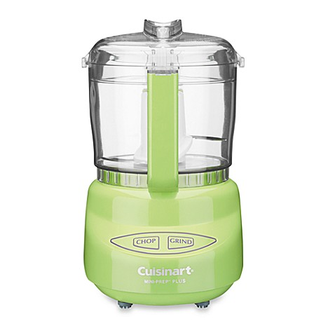 Cuisinart® Mini-Prep® Plus Processor in Key Lime
