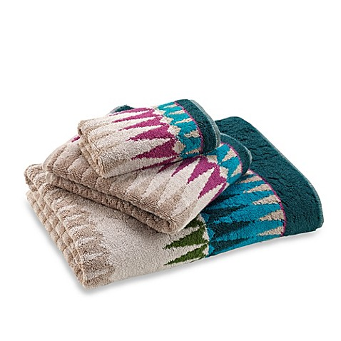 Indigo Bath Towel Collection