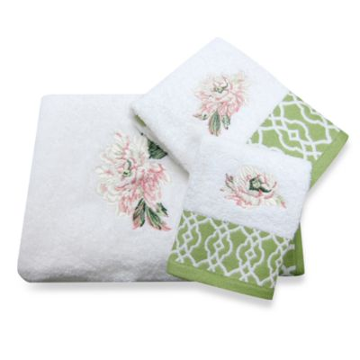 Croscill Paradise Bath Towel