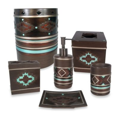 Veratex Pueblo Bath Tumbler
