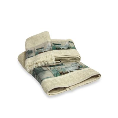 Waterside Fingertip Towel