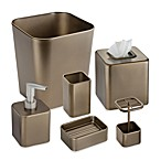 Interdesign® Gia Champagne Waste Basket