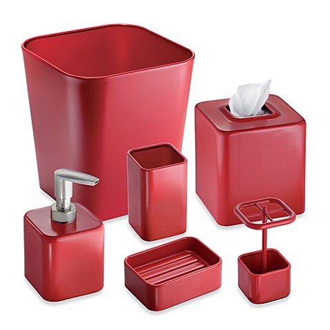 Interdesign® Gia Red Tumbler