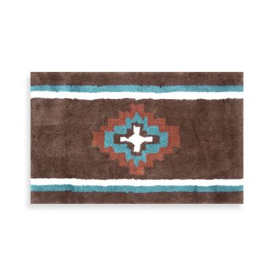 Veratex Pueblo Bath Rug