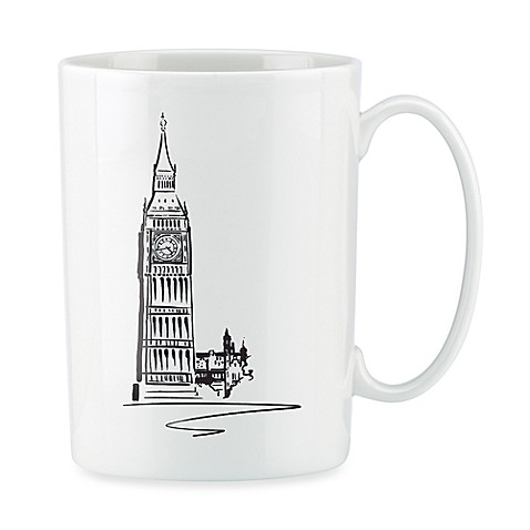 Lenox® Tin Can Alley® London 12 oz. Mug