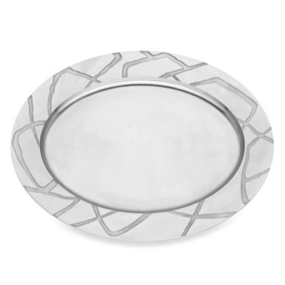 Lenox® Vibe Large Oval Tray