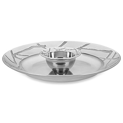 Lenox® Vibe 15.25-Inch Chip and Dip Tray