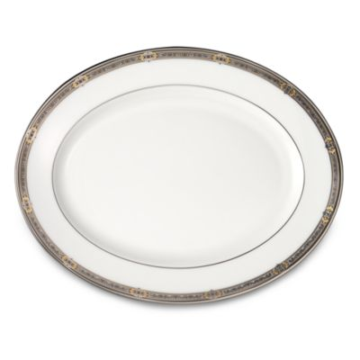 Lenox® Vintage Jewel® 13-Inch Oval Platter