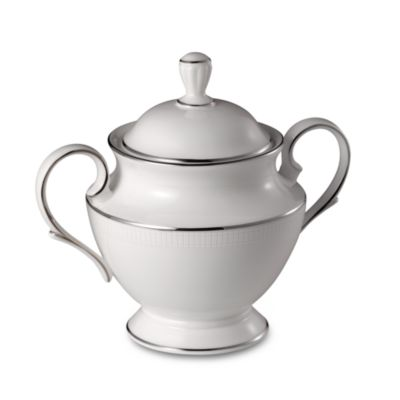 Lenox® Tribeca® Sugar Bowl w/Lid