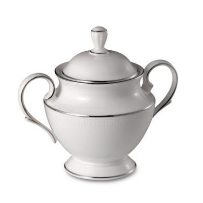Lenox® Tribeca® Sugar Bowl w/Lid