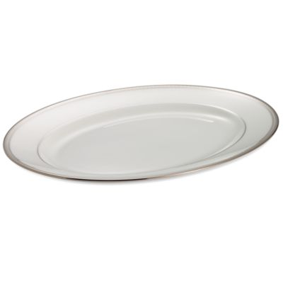 Lenox® Murray Hill 13-Inch Oval Platter