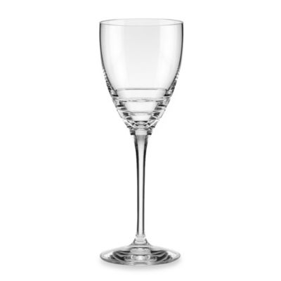 kate spade new york Percival Place Crystal 8-Ounce Wine Glass