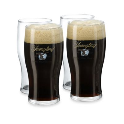 Luminarc® Yuengling® 20-Ounce Tulip Pint Glasses (Set of 4)