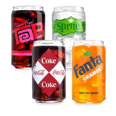 Coca Cola® Drinking Glasses