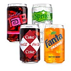 Luminarc® Coca-Cola® 16-Ounce Vintage Can Glasses (Set of 4)