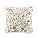 N Natori® Dragon 18-Inch x 18-Inch Square Toss Pillow