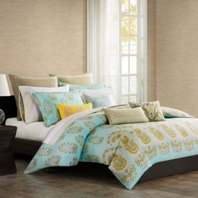 Echo Design Paros Duvet Cover