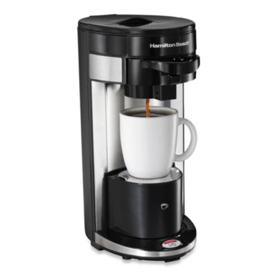 Single Cup Brewers Serve Coffee Makers