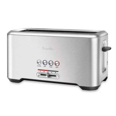 Breville® Bit More™ 4-Slice Toaster