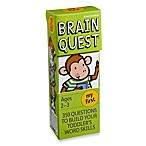 My First Brain Quest Deck: Ages 2-3