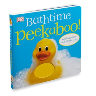 Bathtime Peekaboo! Book