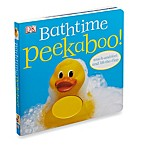 Bathtime Peekaboo! Book