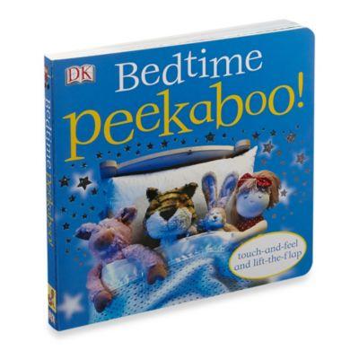 Bedtime Peekaboo! Book