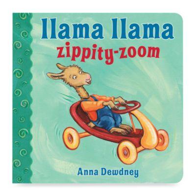 Llama Llama Zippity-Zoom Board Book