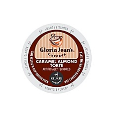 Keurig® K-Cup® Pack 18-Count Gloria Jean's® Caramel Almond Torte Coffee