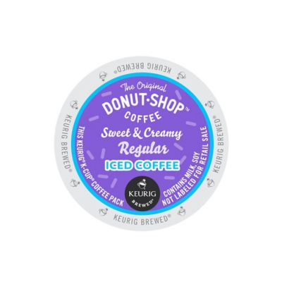 Keurig® K-Cup® Pack 16-Count The Original Donut Shop® Sweet & Creamy Regular Iced Coffee