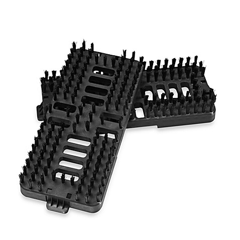 HAAN Multiforce 2-Pack Scrubbing Brush Attachments