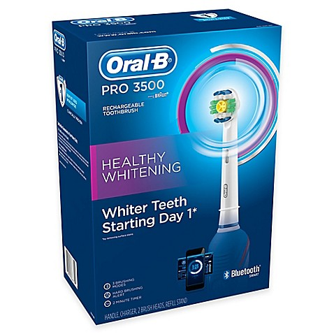 Oral-B® Professional Care 3500 Electric Toothbrush